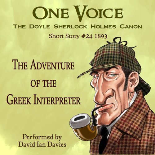 Bargain Audio Book - The Adventure of the Greek Interpreter