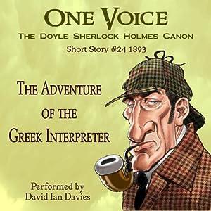 The Adventure of the Greek Interpreter Audiobook