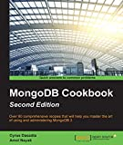 Harness the latest features of MongoDB 3 with this collection of 80 recipes – from managing cloud platforms to app development, this book is a vital resource      About This Book        Get to grips with the latest features of MongoDB 3     I...