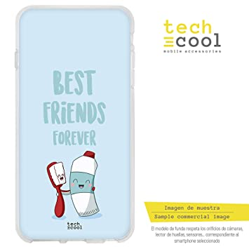 Funnytech® Funda Silicona para Oneplus 5T [Gel Silicona Flexible, Diseño Exclusivo] Best