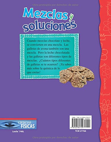 Amazon.com: Mezclas y soluciones (Mixtures and Solutions) (Spanish Version) (Science Readers: Content and Literacy / Ciencias fisicas) (Spanish Edition) ...