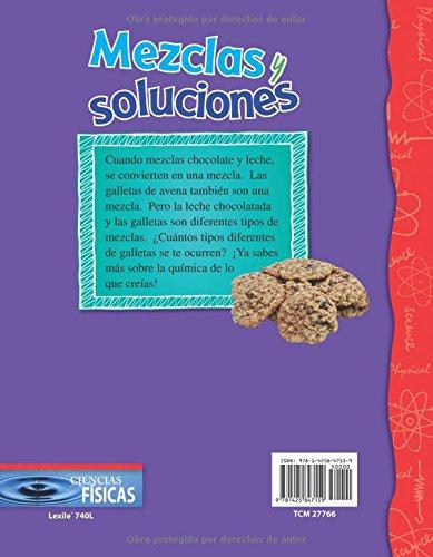 Amazon.com: Mezclas y soluciones (Mixtures and Solutions) (Spanish ...
