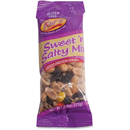 KARSN08387 - Kar's Nuts Sweet amp; Salty Mix (Single Serving Trail Mix compare prices)