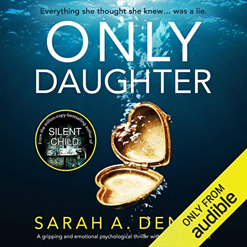 Only Daughter Audiobook [Free Download by Trial] thumbnail