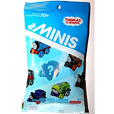 Thomas & Friends Classic Hiro MINI MINIS Single Train Blind Bag: Toys & Games
