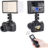 Bestlight LED308C 308PCS LED Ultra High Power Dimmable Video Light with Built-in LCD Panel for Canon,Nikon,Pentax,Panasonic,Sony,Samsung, Olympus and Other Digital DSLR Cameras or Camcorders