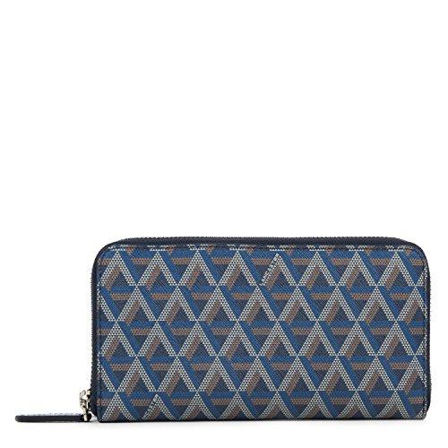 lancaster-paris-womens-11802bleu-blue-canvas-wallet