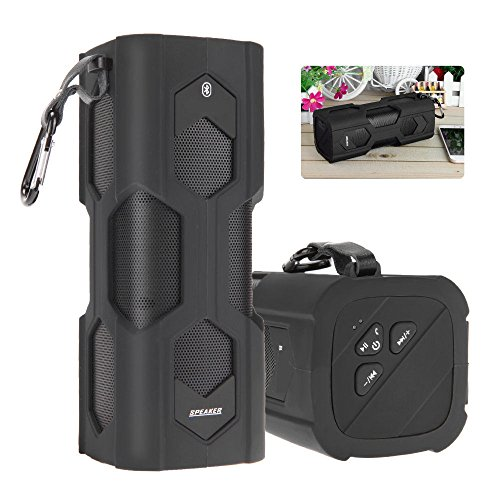 Bluetooth Super Bass Waterproof Speaker Wireless Portable Nfc Smartphone Stereo 6 W