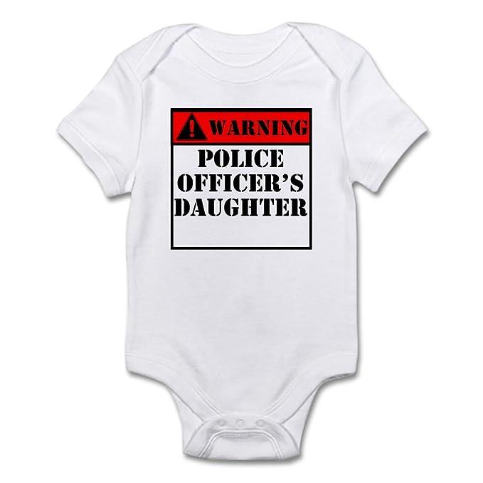 Amazon.com: CafePress – Agentes de policía de alerta Hija ...