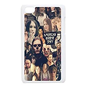 American Horror Story Coven Custom Case for Ipod Touch 4, Personalized American Horror Story Coven Case