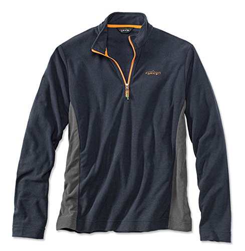 orvis-mens-microgrid-quarter-zip-pullover-navy-xx-large