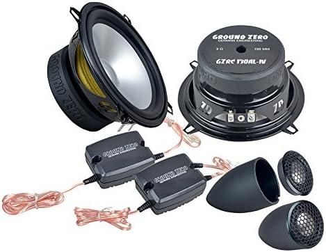 Bmw 7er E38 94 01 Ground Zero Lautsprecher Boxen 130mm Kompo Frontbereich Oder Heckablage Navigation