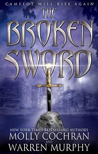 book cover of The Broken Sword