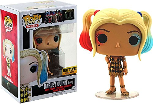 funko pop suicide squad harley quinn gown exclusive. Black Bedroom Furniture Sets. Home Design Ideas
