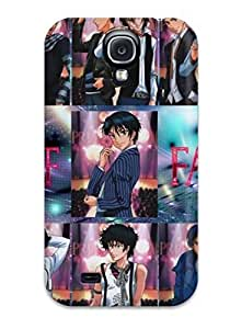 [ZfxMMRP1490pEDNy]premium Phone Case For Galaxy S4/ Princes Of Fashion Tpu Case Cover