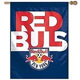 new york red bulls flag - SOCCER New York Red Bulls Vertical Flag, 27