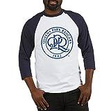 queens park rangers jersey - CafePress - Queens Park Rangers Seal Baseball Jersey - Cotton Baseball Jersey, 3/4 Raglan Sleeve Shirt