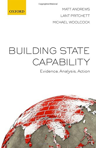 198747489 - Building State Capability: Evidence, Analysis, Action