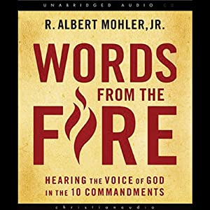 Words from the Fire Audiobook