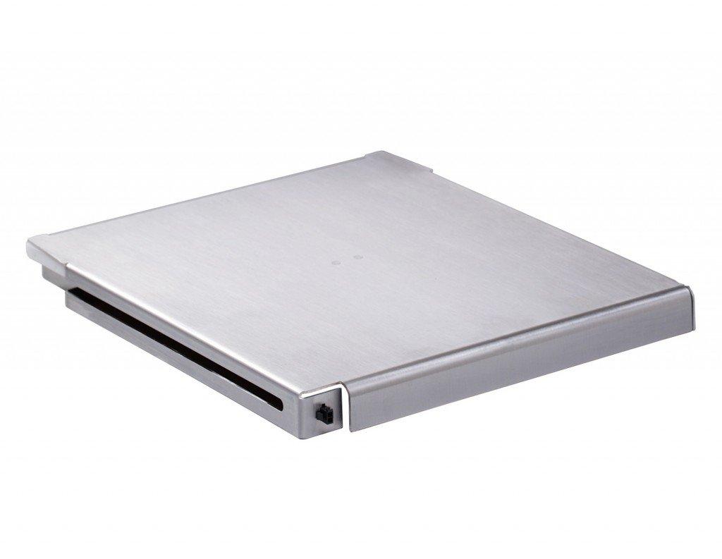 Labconco 730152010 Small Tray Dryer Heated Shelf with Sensor, 230V, 50/60 Hz, 2.5 cm Height, 27.0 cm Width, 30.5 cm Length