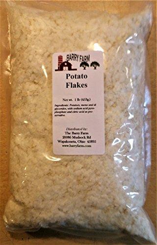Potato Flakes/Granules, 1 lb.