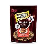 Purina Beggin' Premium Strips Real Pork Dog Treats – (6) 5.5 Oz. Pouches Review