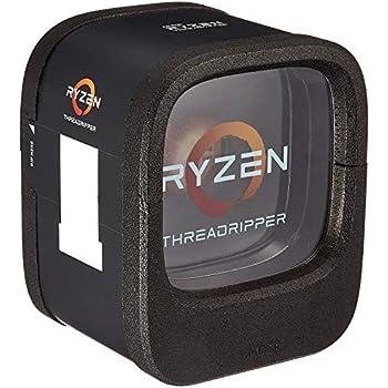 AMD Ryzen Threadripper 1950X (16-core/32-thread) Desktop Processor (YD195XA8AEWOF)