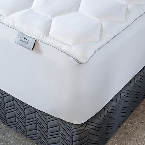 SHEEX - ECOSHEEX Mattress Pad, Give Yourself An Added Cushion for a Better Night's Sleep (King) by Sheex