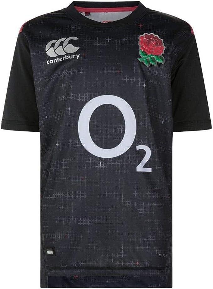 Canterbury Oficial de Inglaterra 18//19 Camiseta de Rugby para ni/ños