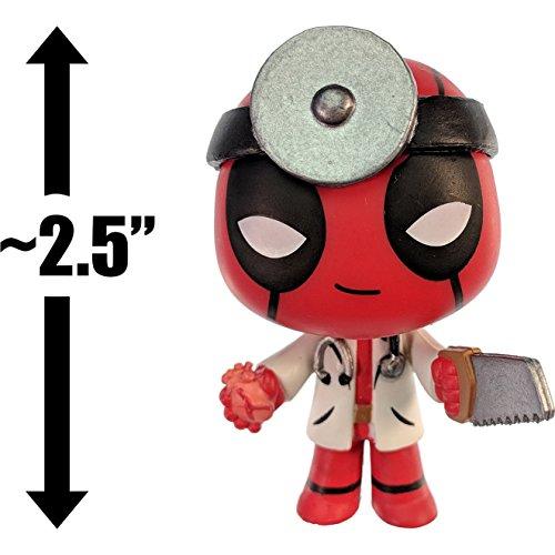 - Funko Deadpool Surgeon: ~2.5