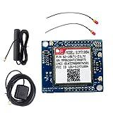 WishIOT SIM7100A 4G Wireless Module Development Board Quad-Band LTE/WCDMA/GNSS for Arduino Raspberry Pi Android Linux Windows 5-18V (Micro USB Interface