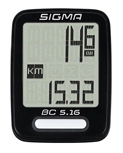 Sigma Sport BC 5.16/Wheel Computer