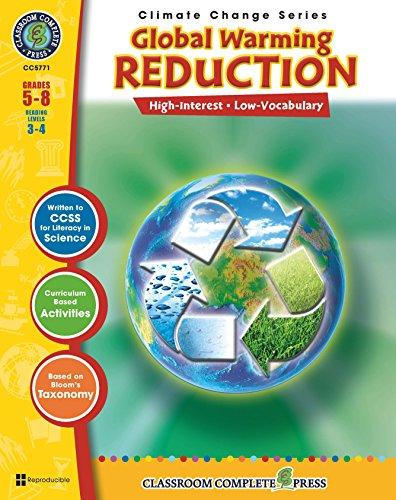 Global Warming: Reduction Gr. 5-8 (Best Solution For Global Warming)