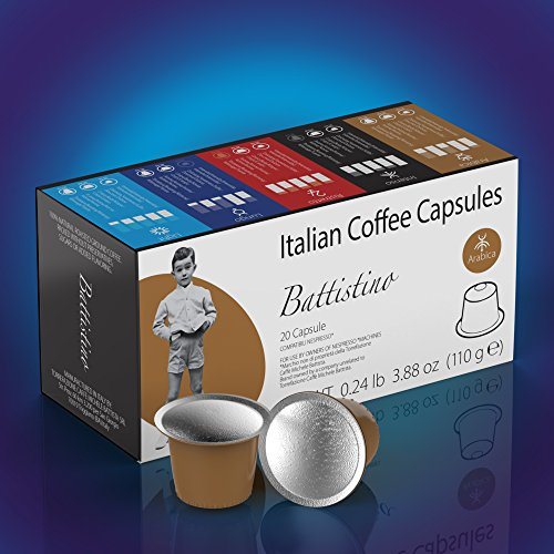 Nespresso Compatible Gourmet Coffee Capsules For Original