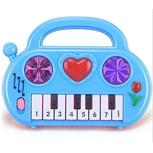 Putars Cute Useful Popular Baby Kid keyboard Piano Music Toy Developmental Toy Gift