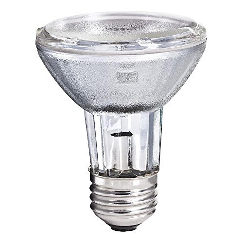 Philips 419739 50-Watt Equivalent Halogen Dimmable PAR20 Soft White Spot Light Bulb