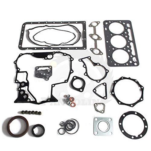D902 Engine Gasket Kit for Kubota KX41-3 Excavator BX25 Tractor&Utility Vehicle Excavator Aftermarket Parts