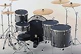 """Remo Ambassador Black Suede™ Drumhead, 16"""""""