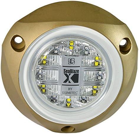 Lumitec SeaBlazeX LED Underwater Boat Light