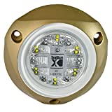 Lumitec SeaBlazeX LED Surface Mount Underwater Boat Light