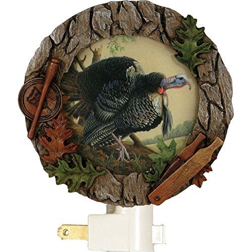 Lamp Turkey (Rivers Edge Products Turkey Night Light)