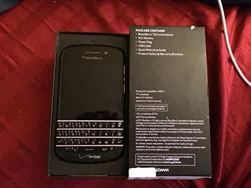 Shopping Used - Touchscreen - BlackBerry or Pantech - Easy