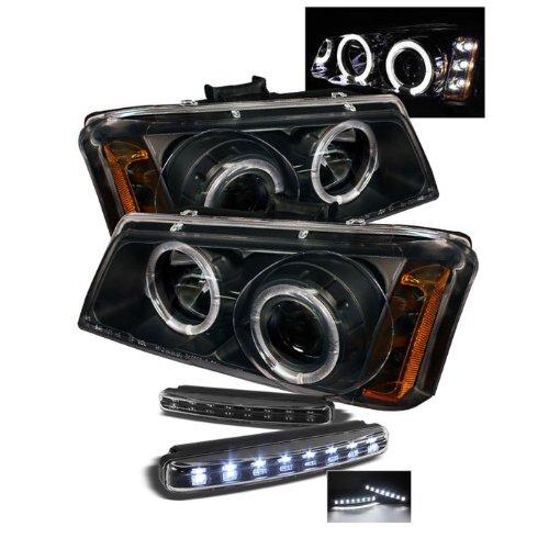 2003 silverado 2500hd headlights - 3