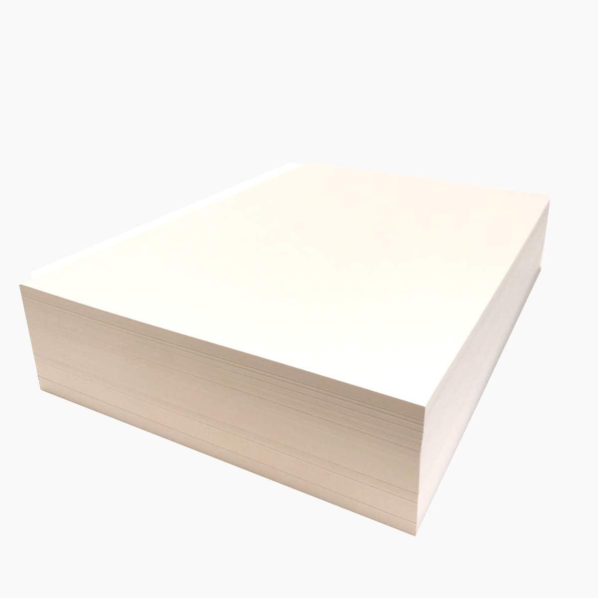 上質紙 キク判 48.5kg T目 4連 半切より (468㍉×634㍉) ヨコ目仕上げ 小数8000枚