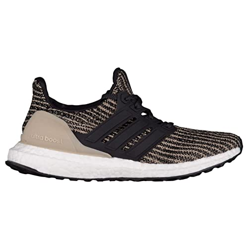 8742202baeec adidas Kid s Ultraboost Boys Running Shoes Core Black Core Black Raw Gold 4  Medium