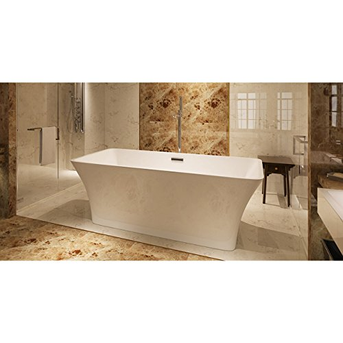 Top 5 Best Bathtubs in 2018: Buying Tips and Bathtub Reviews