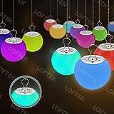 LOFTEK Floating Pool Lights 10 Packs with