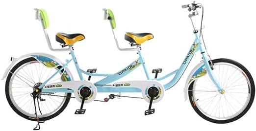 Kuan 24inches City en tándem de la Bicicleta Entre Padres e Hijos ...