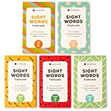 advanced card making - Think Tank Scholar 500+ Sight Words Flash Cards Bundle Kit (Preschool, Kindergarten, 1st, 2nd & 3rd Grade) for Kids Ages 3 to 9 Years Old