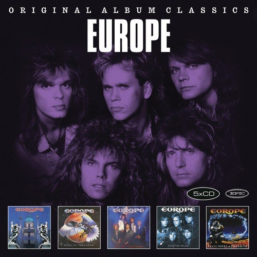 CD : Europe - Original Album Classics (United Kingdom - Import)